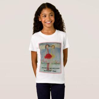 Jou hart en my hart is baie ou vriende - Rumi - T-Shirt