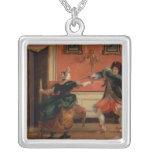 Jourdain Fences his Maid Custom Necklace