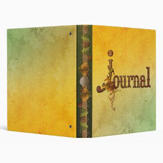 Journal Binder Notebook cover