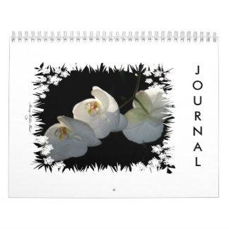 Journal - Customized Calendar