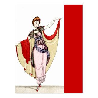 Journal des Dames et des Modes 3 Postcard