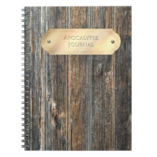 Journal for the Apocalypse