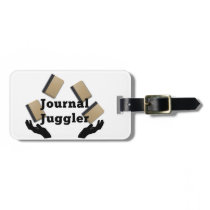 Journal Juggler Bag Tag
