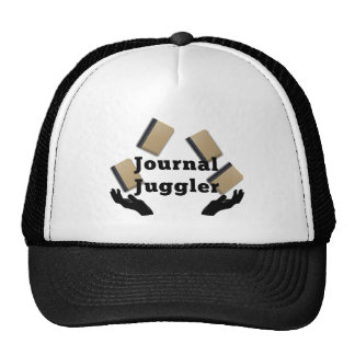 Journal Juggler Trucker Hat