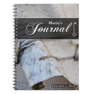 Journal Notebook - Birch Bark