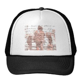 Journal Of Parenting Trucker Hat