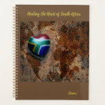 "Journal/Planner Planner<br><div class=""desc"">Healing the Heart of South Africa is a beautiful product  designed to raise awareness and funds for healing in the nation of South Africa</div>"