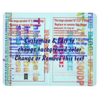 "Journal Pocket Dim: 3.5"" l x 1/8"" w x 5.5"" h; 0.1"