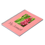 Journal with Flower Note Book