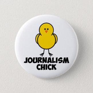 Journalism Chick Button