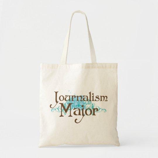 Journalism Major Gift Tote Bag