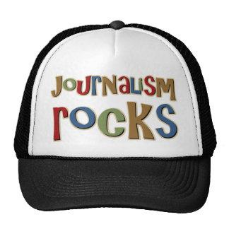 Journalism Rocks Trucker Hat