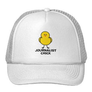 Journalist Chick Hats