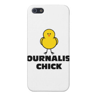 Journalist Chick iPhone 5 Cover
