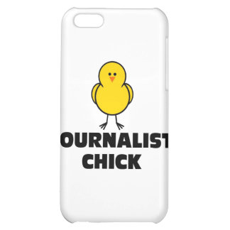 Journalist Chick iPhone 5C Cases
