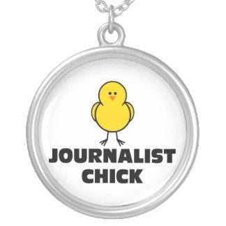 Journalist Chick Pendant