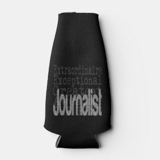 Journalist Extraordinaire Bottle Cooler