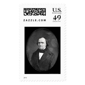 Journalist Hunt Daguerreotype 1852 Stamps