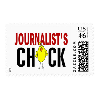 JOURNALIST'S CHICK STAMPS