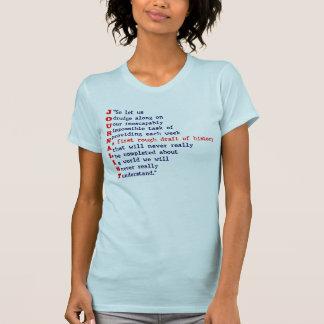 Journalist Shirts