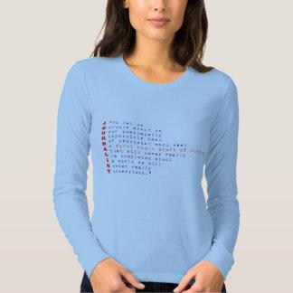 Journalist Tee Shirt