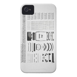 Journalist Vintage Disassembled Typewriter iPhone 4 Covers