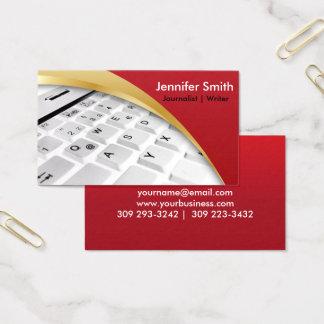 Journalist | Writer | Blogger | Reporter Business Card