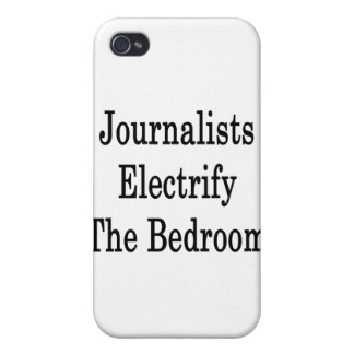 Journalists Electrify The Bedroom iPhone 4 Cases
