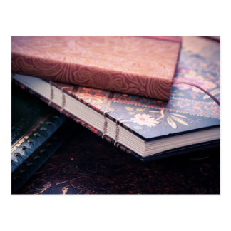 Journals Postcard