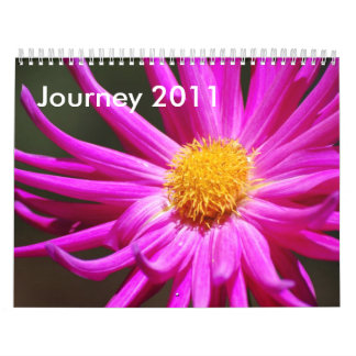 Journey 2011 calendars