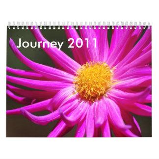 Journey 2011 calendar