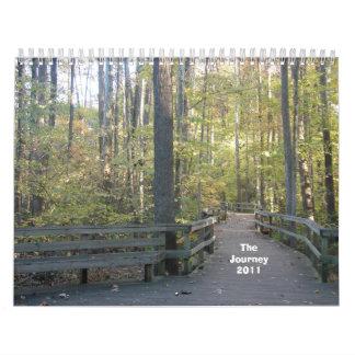 Journey 2012 calendar