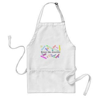 journey adult apron