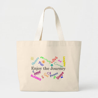 journey tote bags