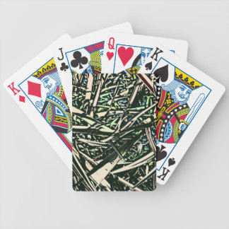 Journey Bicycle Playing Cards