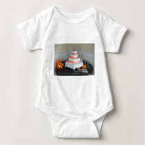 Journey Cake Baby Bodysuit