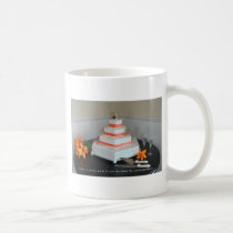 Journey Cake Coffee Mug