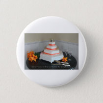 Journey Cake Pinback Button