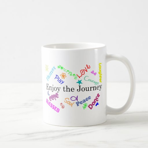journey coffee mugs