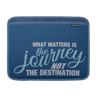 "JOURNEY custom 13"" MacBook sleeve"