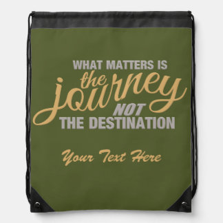 JOURNEY custom bag