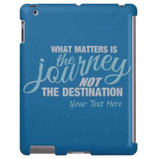 JOURNEY custom iPad case