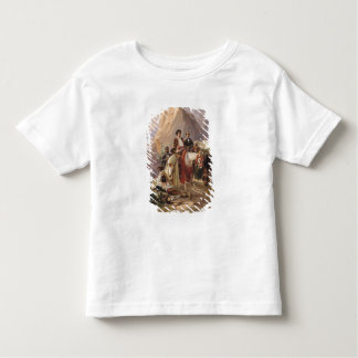 Journey from Paris to Cadiz, 1846 Toddler T-shirt