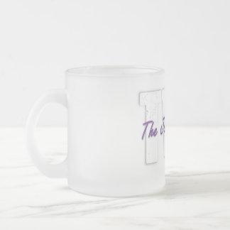 Journey Frosted Mug