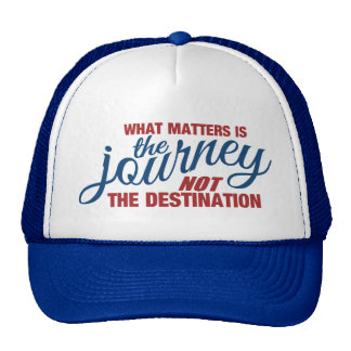 JOURNEY hat - choose color