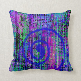 Journey Into My Imagination Abstract Pillows