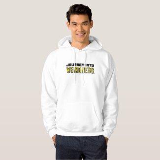 Journey Into Weirdness Hooded Sweatshirt