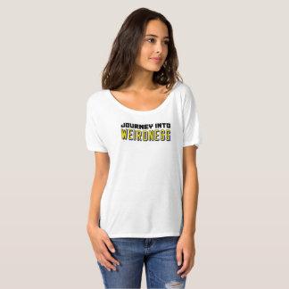 Journey Into Weirdness Woman's T-Shirt
