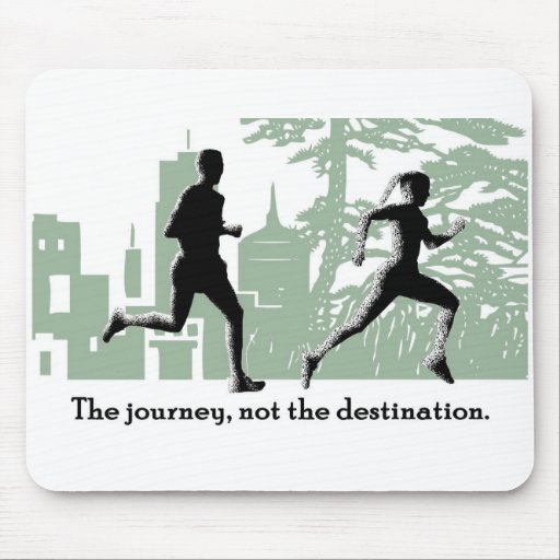 Journey Mouse Pad