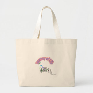 Journey of Life Canvas Bags